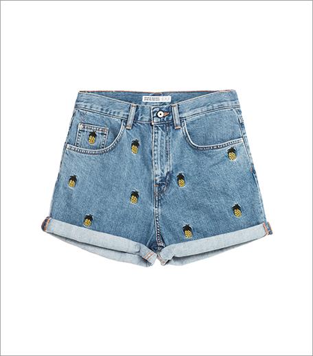 Zara Denim Shorts_Hauterfly