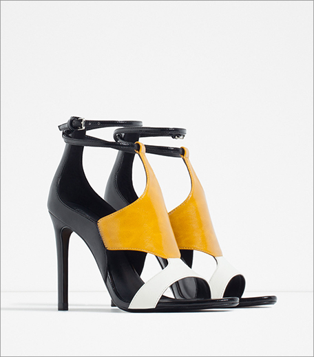 Zara High Heel Wraparound Sandals_Hauterfly