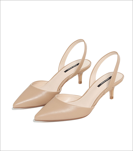 Zara Neutral Kitten Heels_Hauterfly