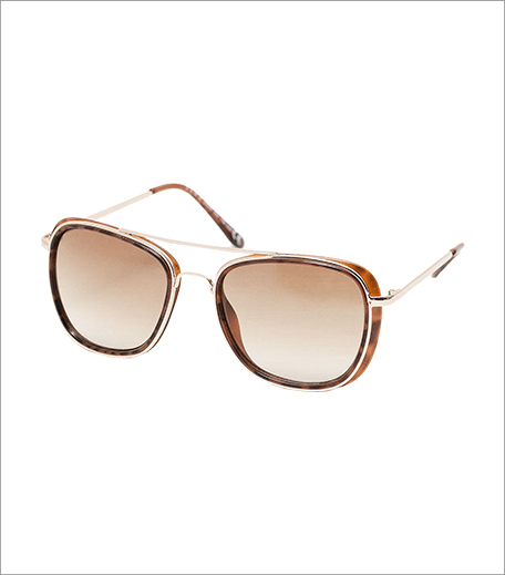 Zara Resin Sunglasses With Retro Metal Details 1_Hauterfly