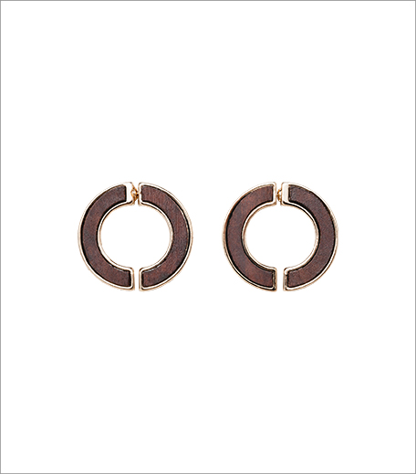 Zara Wooden Earrings_Inpost_Hauterfly