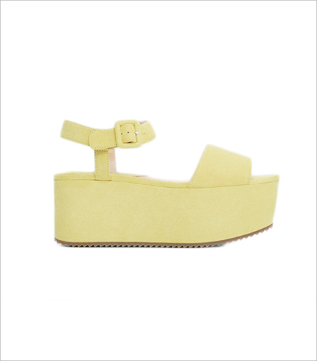 Mango Platfrom ankle-cuff sandals_Hauterfly