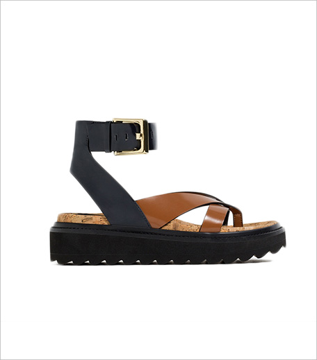 Zara Flat Sandals With Track Sole_Hauterfly