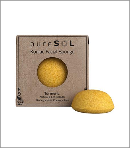 PureSOL Konjac Facial Sponge (Rs 699)
