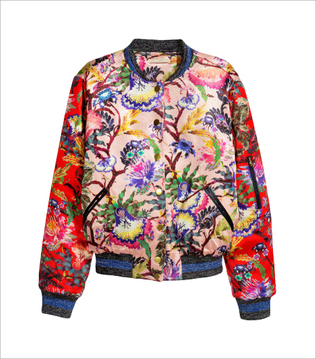 H&M Patterned Bomber Jacket_Hauterfly