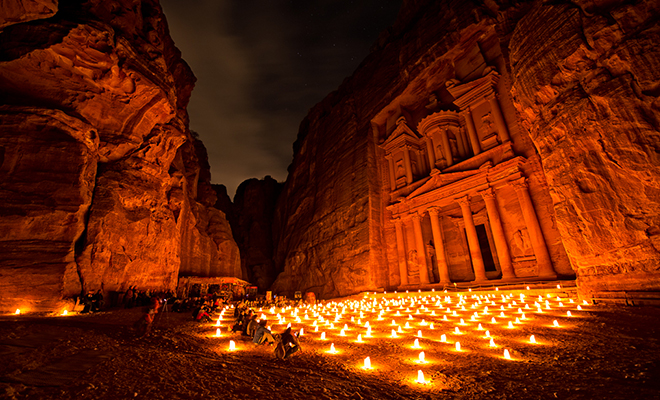 Petra In Jordan_Hauterfly