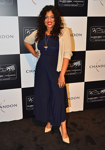 rj-malishka-at-chandon-mc-laren-honda-party