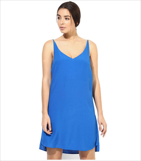 Topshop Slip Dress