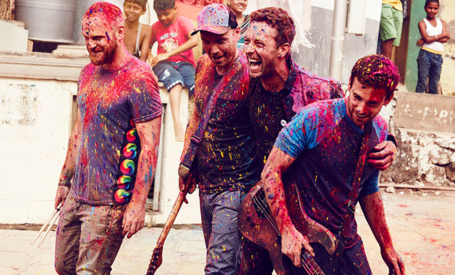 Coldplay In Mumbai_Hauterfly