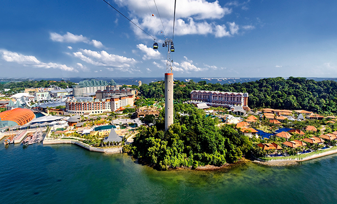 Sentosa Island Singapore_Hauterfly