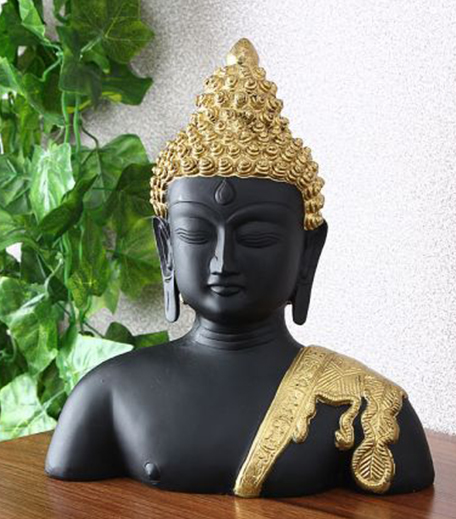 fab Furnish Shilp Buddha Showpiece_Hauterfly
