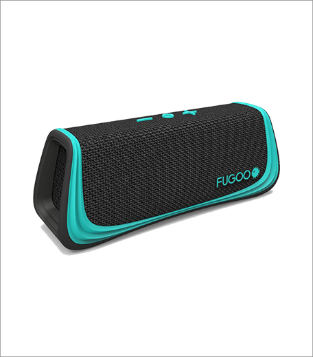 Fugoo Waterproof Camping Speaker_Hauterfly