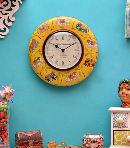 Wall Clock_Hauterfly