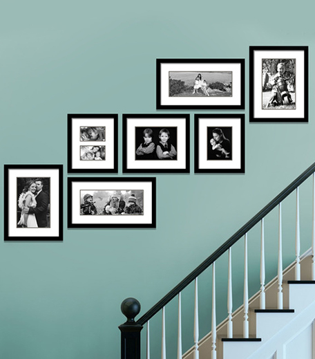 Elegant Walls And Frames Photo Collage Frames_Hauterfly