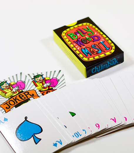 Bollywood Playing Cards_Hauterfly