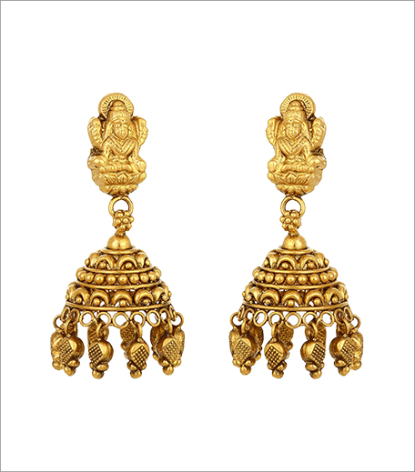tanishq earrings-jewellery shopping-hauterfly