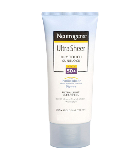 Neutrogena Dry Touch-sunscreen-hauterfly