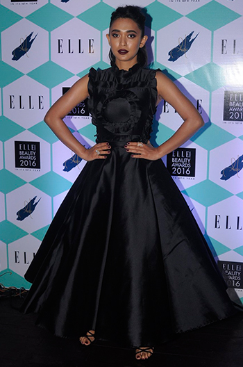 Sayani Gupta Elle Beauty Awards 2016_Hauterfly