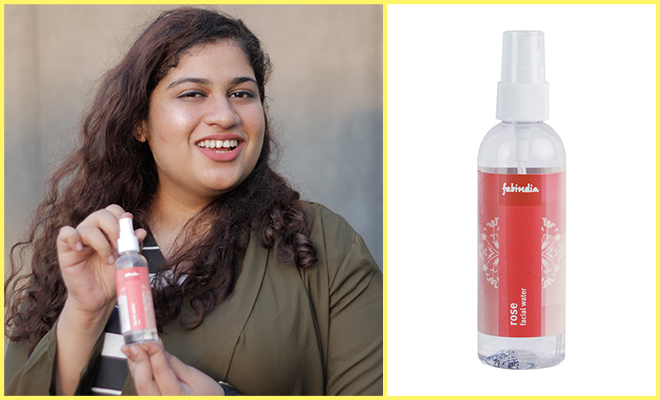 Fab India Rose Water_Hauterfly