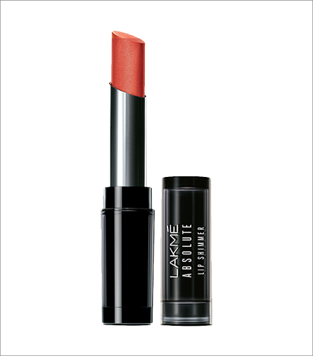 Lakmé Absolute Illuminating Lipstick in Metal Rust