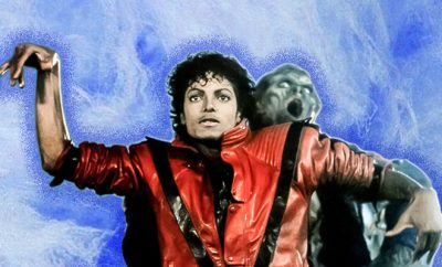 Michael Jackson Thriller Best halloween Songs 2016 Featured_Hauterfly