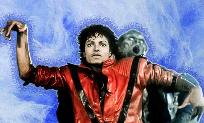 Michael Jackson Thriller Best halloween Songs 2016 Featured_Hauterfly