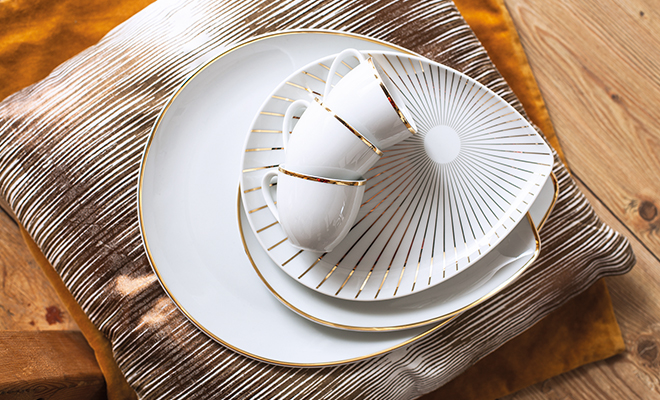 Kahla Gold Dinnerware Collection_Hauterfly