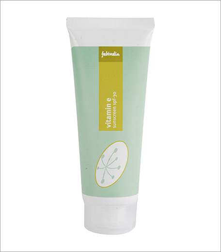 Fab India-sunscreen-hauterfly