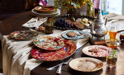 Sabyasachi X Pottery Barn Collaboration Collection_Hauterfly