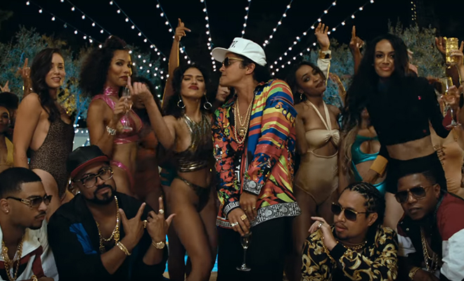 Bruno Mars 24K Magic New Album_Hauterfly