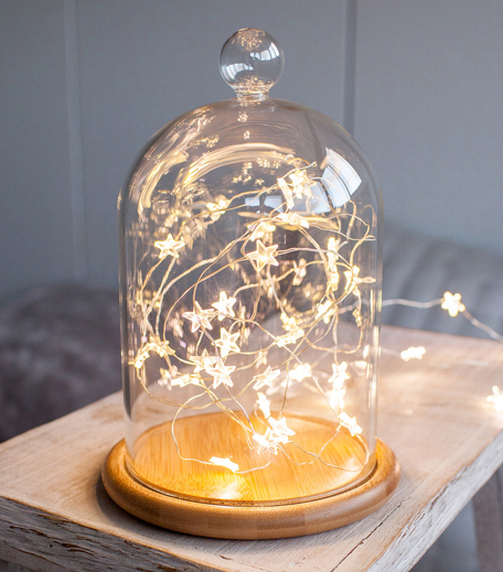 Jars Fairy Lights Decor_Hauterfly