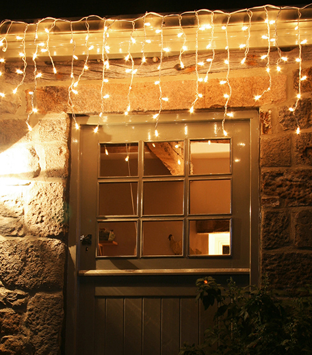 Outdoor decor fairy lights_Hauterfly