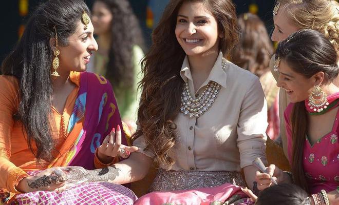 Anushka Sharma_Ae Dil Hai Mushki_Hauterfly