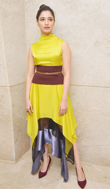 Tamannah Bhatia_Week in style_Hauterfly