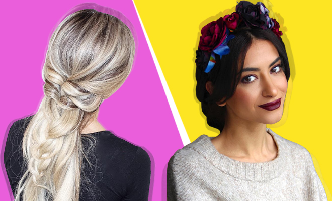 Sensational All The New Hairstyles You Need To Try For Fall Hauterfly Natural Hairstyles Runnerswayorg