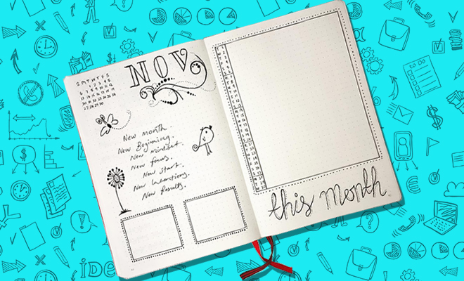 Bullet Journals_Featured_Hauterfly