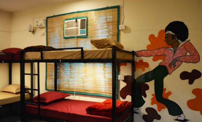 Best Hostels In India-Hauterfly
