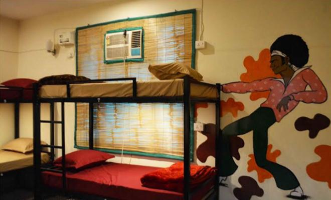 Best Hostels In India-Hauterfly