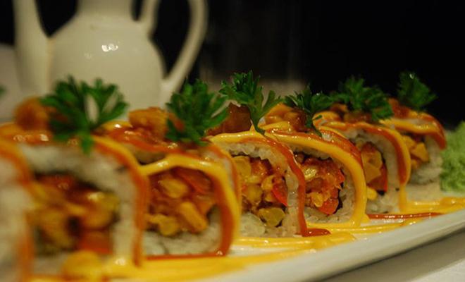 Joss Vegetarian Sushi In Mumbai_Hauterfly