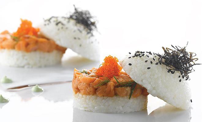 Pa Pa Ya Vegetarian Sushi In Mumbai_Hauterfly