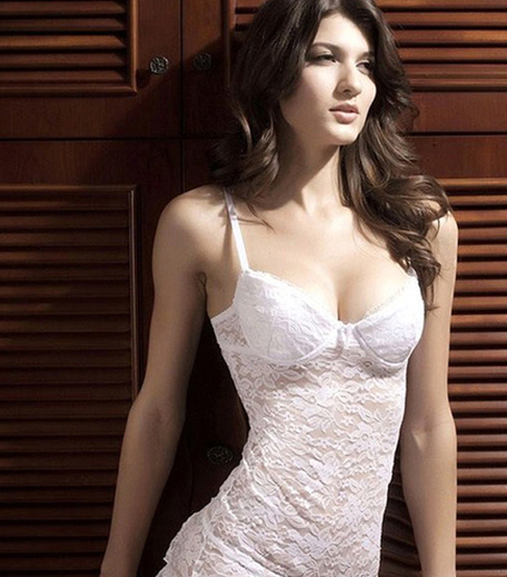 Bridal Lingerie _NGAL Babydoll_Hauterfly