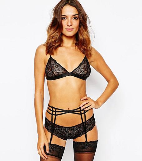 Bridal Lingerie_ASOS Suspenders_Hauterfly