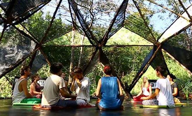 Lotus Yoga Retreat Goa_Hauterfly