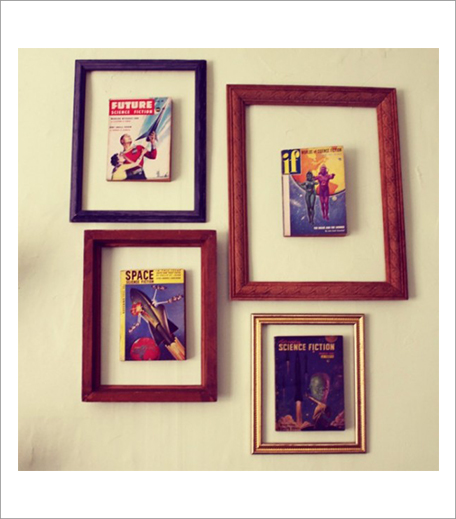 Book Frames_Hauterfly