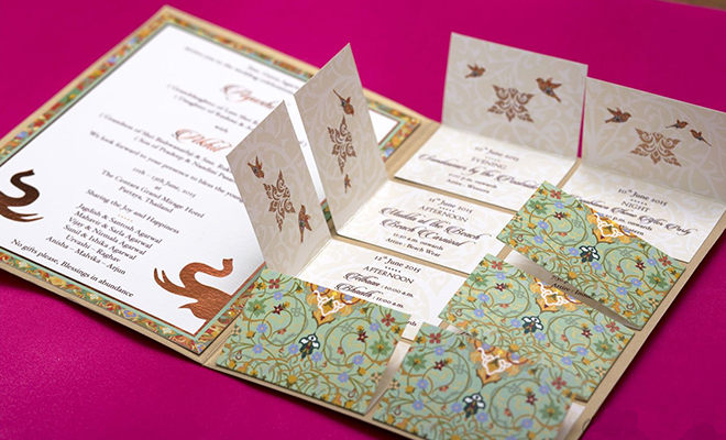 customising-creativity wedding card designers_Hauterfly
