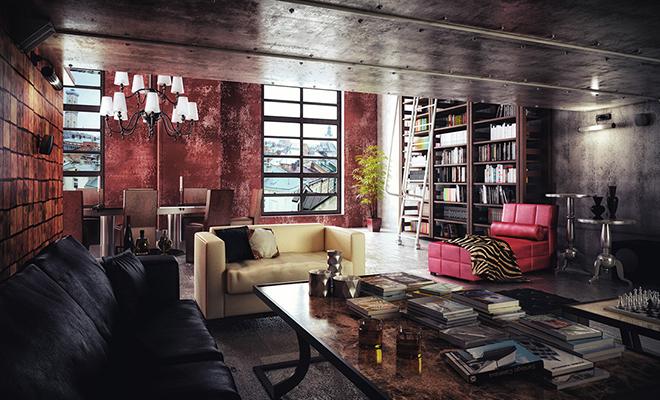 Bibliophile's Room_Hauterfly