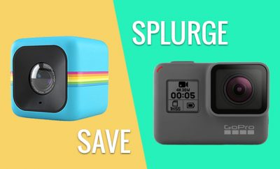 Save Vs Splurge Action Cameras_Hauterfly