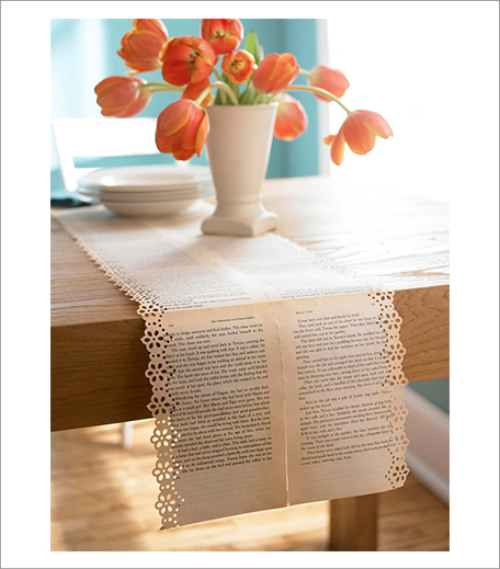 Book Table runner_Hauterfly