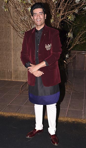 Manish Malhotra Birthday Party_Hauterfly
