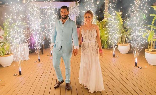 Yuvraj Singh Hazel Keech Wedding_Hauterfly